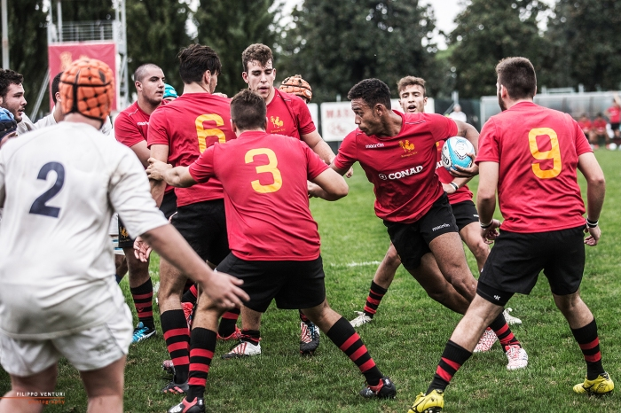 Under 18: Romagna RFC - Rugby Parma, Foto 21