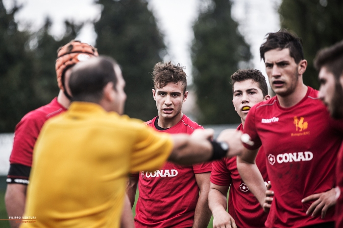 Under 18: Romagna RFC - Rugby Parma, Foto 23