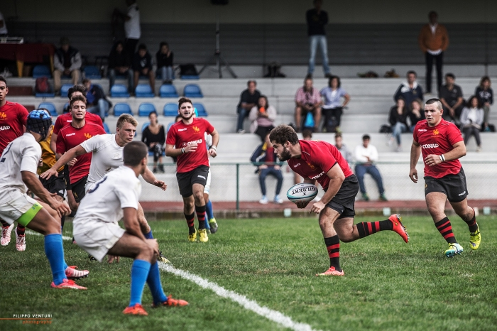 Under 18: Romagna RFC - Rugby Parma, Foto 32