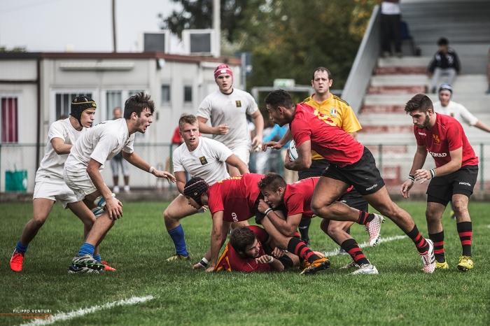Under 18: Romagna RFC - Rugby Parma, Foto 33