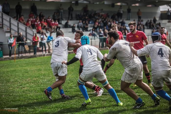 Under 18: Romagna RFC - Rugby Parma, Foto 34