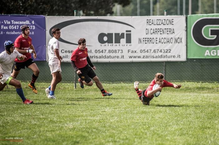Under 18: Romagna RFC - Rugby Parma, Foto 35