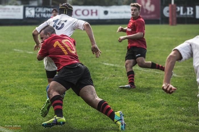 Under 18: Romagna RFC - Rugby Parma, Foto 45