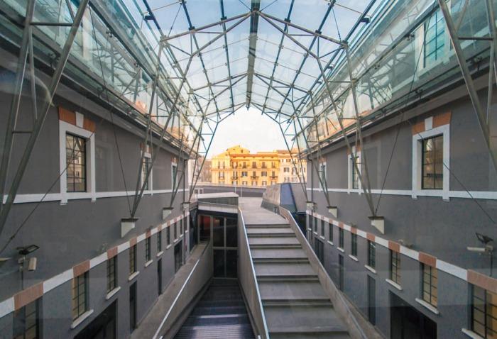Museo d'Arte Contemporanea di Roma (Foto © Inexhibit, 2015)