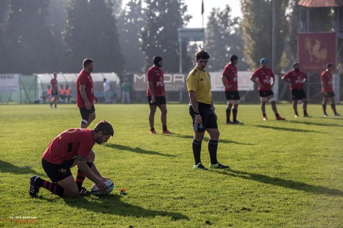 Romagna RFC - Rugby Jesi, Foto 6