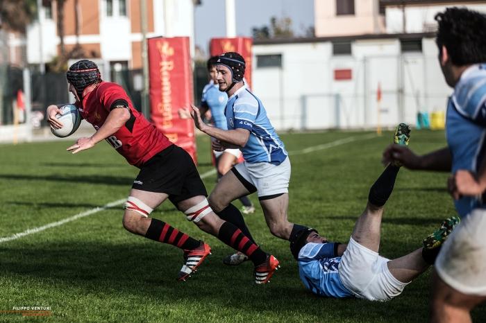 Romagna RFC - Rugby Jesi, Foto 24