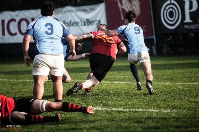 Romagna RFC - Rugby Jesi, Foto 31