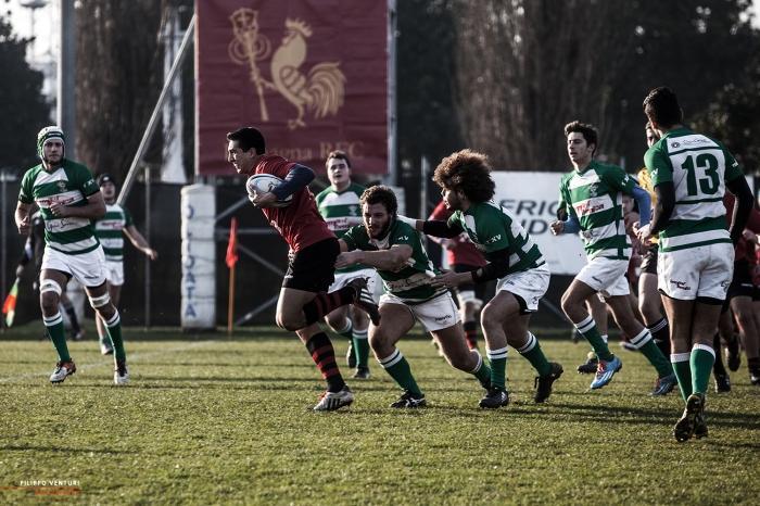Romagna RFC - Livorno Rugby - Photo 6