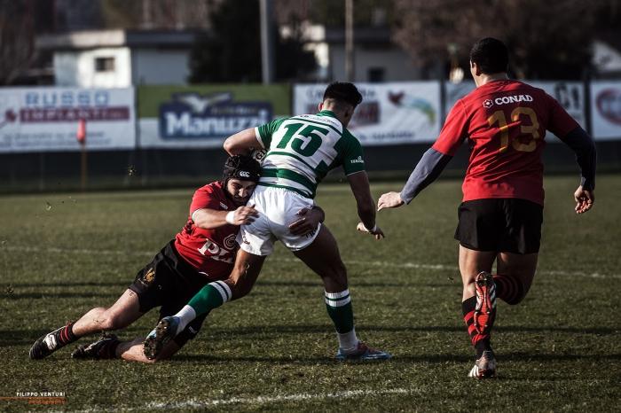 Romagna RFC - Livorno Rugby - Photo 7