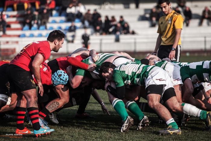 Romagna RFC - Livorno Rugby - Photo 9