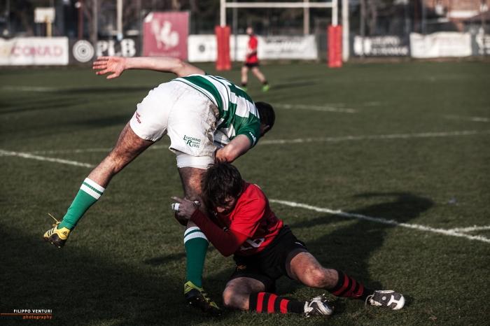 Romagna RFC - Livorno Rugby - Photo 10