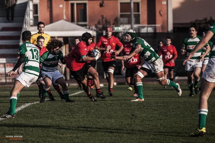 Romagna RFC - Livorno Rugby - Photo 11