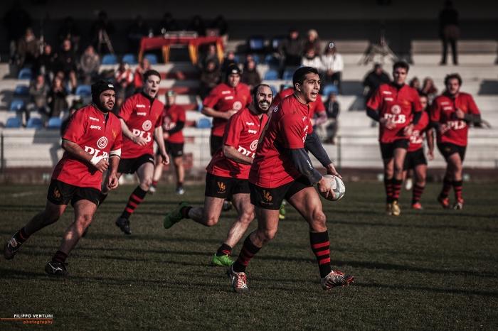 Romagna RFC - Livorno Rugby - Photo 12