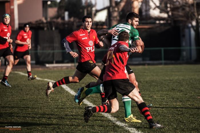 Romagna RFC - Livorno Rugby - Photo 20
