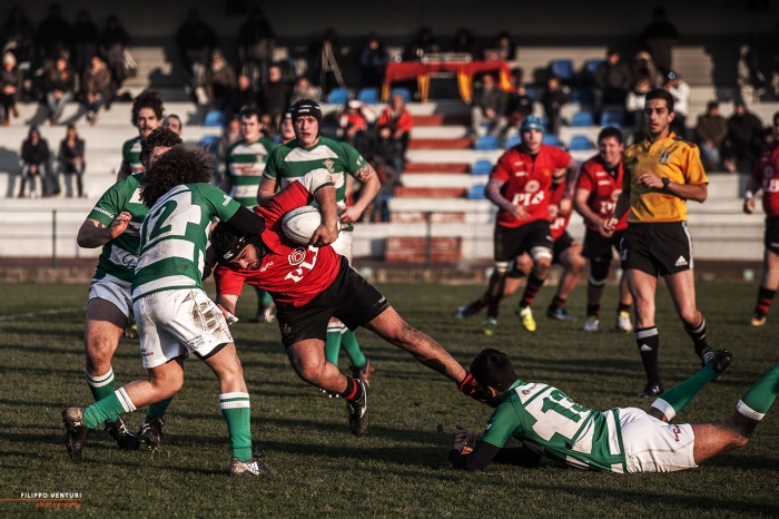 Romagna RFC - Livorno Rugby - Photo 23