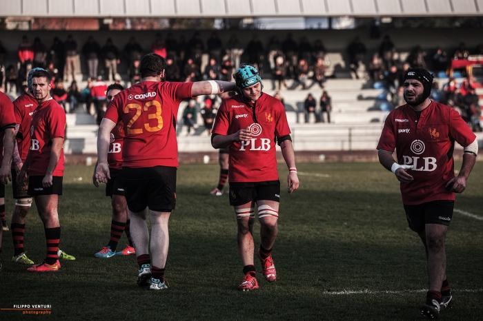 Romagna RFC - Livorno Rugby - Photo 25
