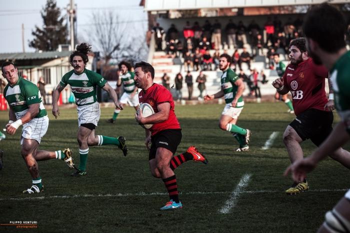 Romagna RFC - Livorno Rugby - Photo 26