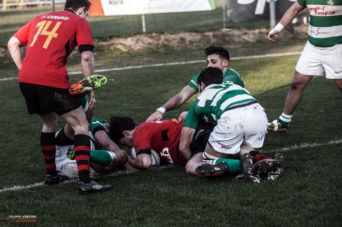 Romagna RFC - Livorno Rugby - Photo 28