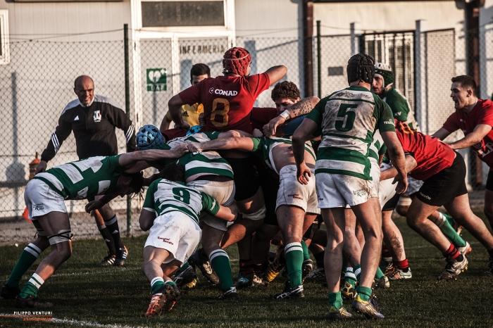 Romagna RFC - Livorno Rugby - Photo 30