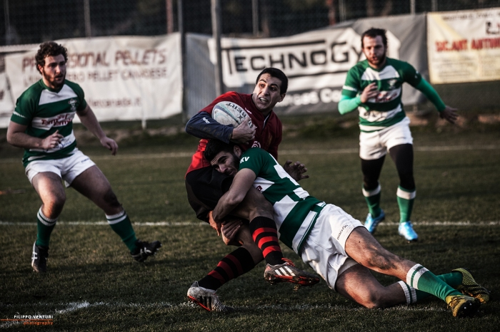 Romagna RFC - Livorno Rugby - Photo 31