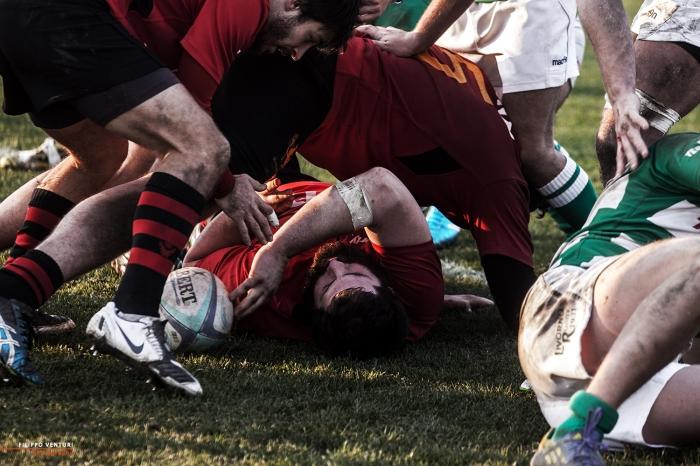 Romagna RFC - Livorno Rugby - Photo 33