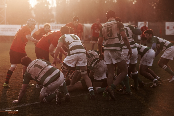 Romagna RFC - Livorno Rugby - Photo 34