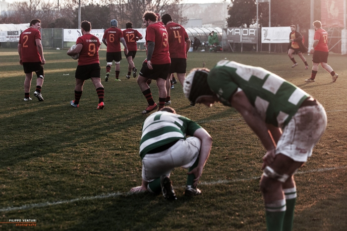 Romagna RFC - Livorno Rugby - Photo 35