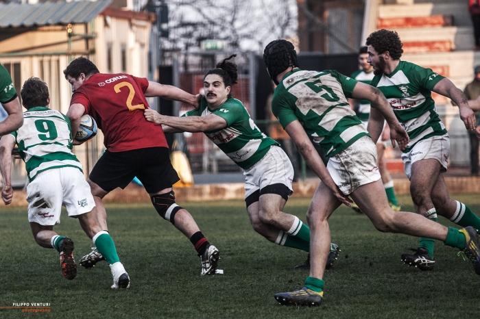 Romagna RFC - Livorno Rugby - Photo 37