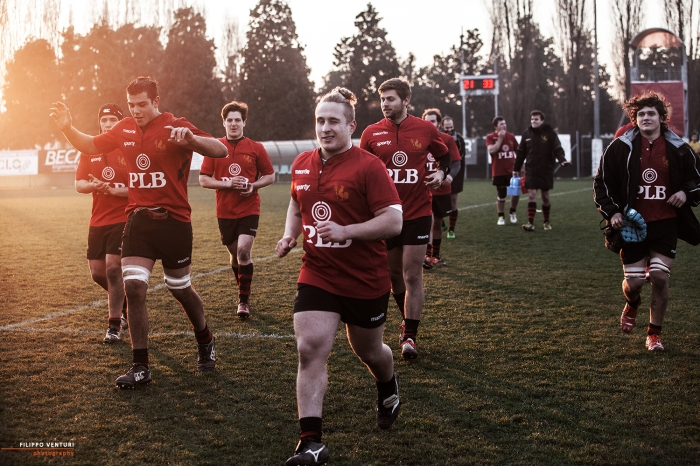 Romagna RFC - Livorno Rugby - Photo 39