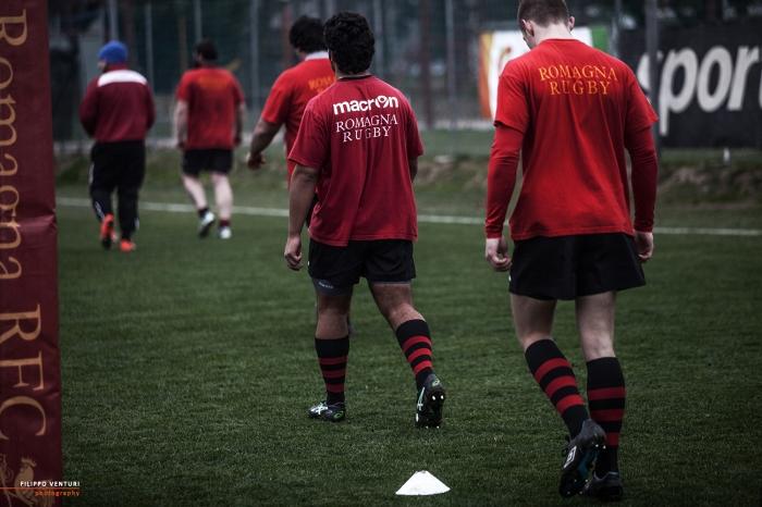 Romagna RFC - Rugby Bologna, foto 5