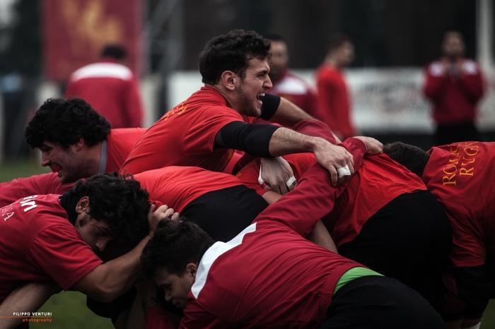 Romagna RFC - Rugby Bologna, foto 8