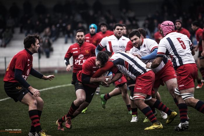 Romagna RFC - Rugby Bologna, foto 11