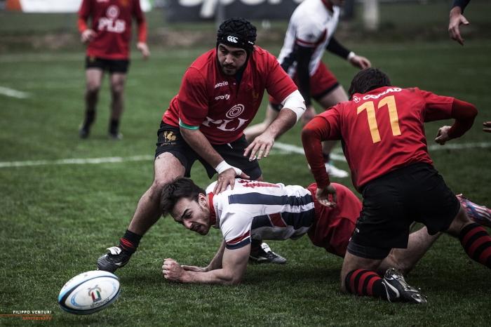 Romagna RFC - Rugby Bologna, foto 16