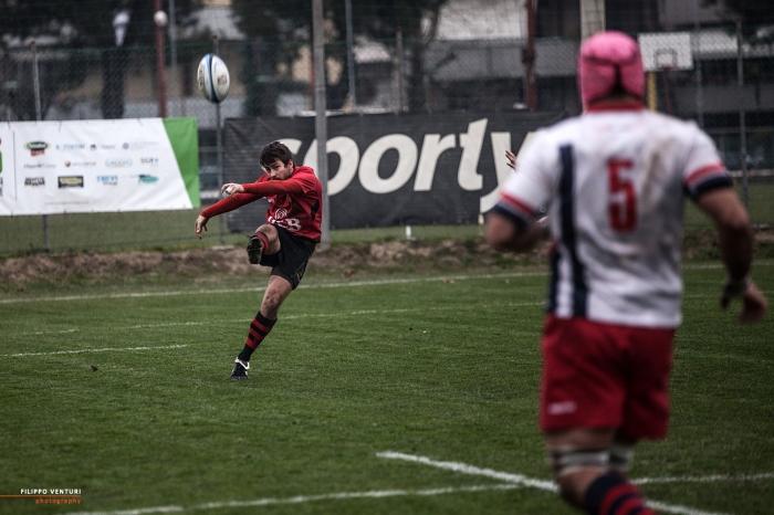 Romagna RFC - Rugby Bologna, foto 19