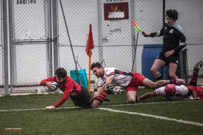 Romagna RFC - Rugby Bologna, foto 37