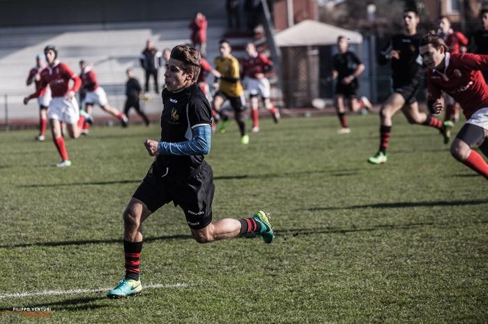 Under18: Romagna RFC - Cus Perugia Rugby - Photo 8