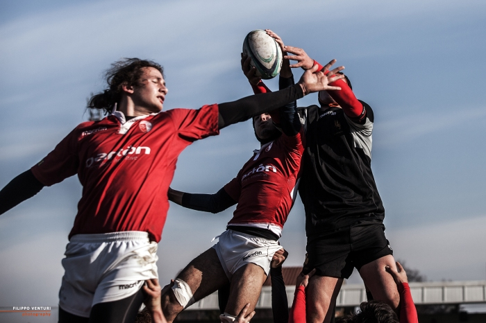 Under18: Romagna RFC - Cus Perugia Rugby - Photo 12