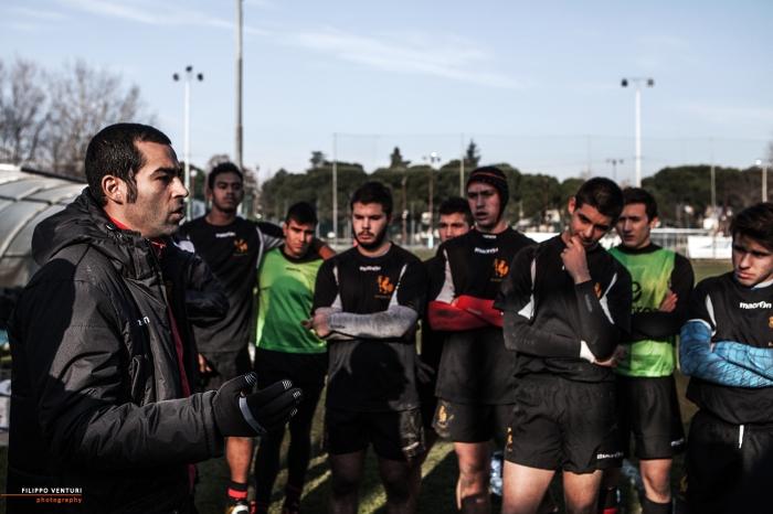 Under18: Romagna RFC - Cus Perugia Rugby - Photo 19