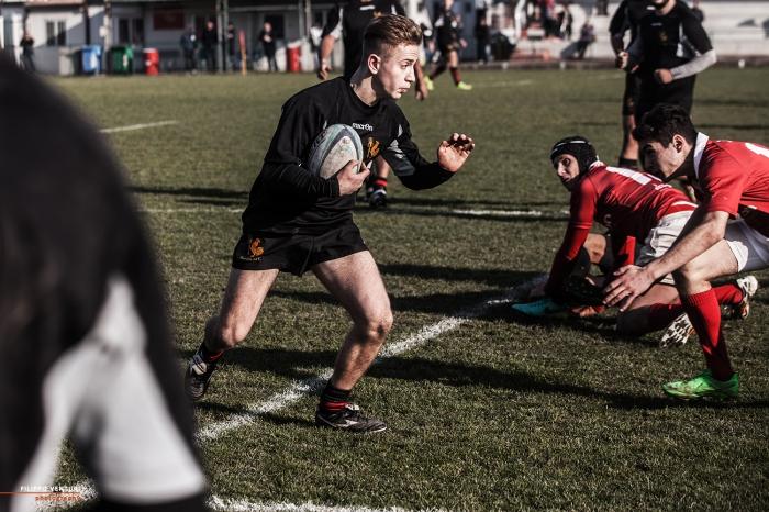 Under18: Romagna RFC - Cus Perugia Rugby - Photo 25