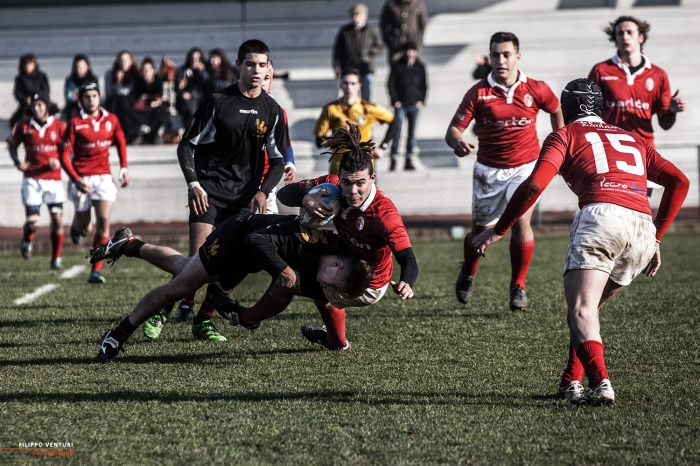 Under18: Romagna RFC - Cus Perugia Rugby - Photo 27