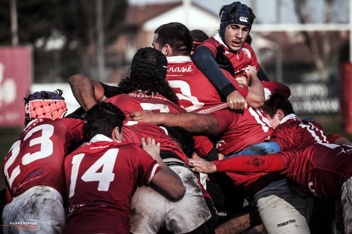Under18: Romagna RFC - Cus Perugia Rugby - Photo 34