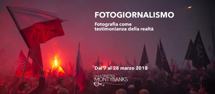 Workshop di Fotogiornalismo a Cesena, Marzo 2018