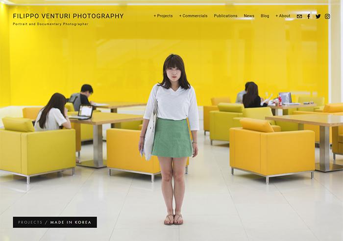 Filippo Venturi Photography - Nuovo sito