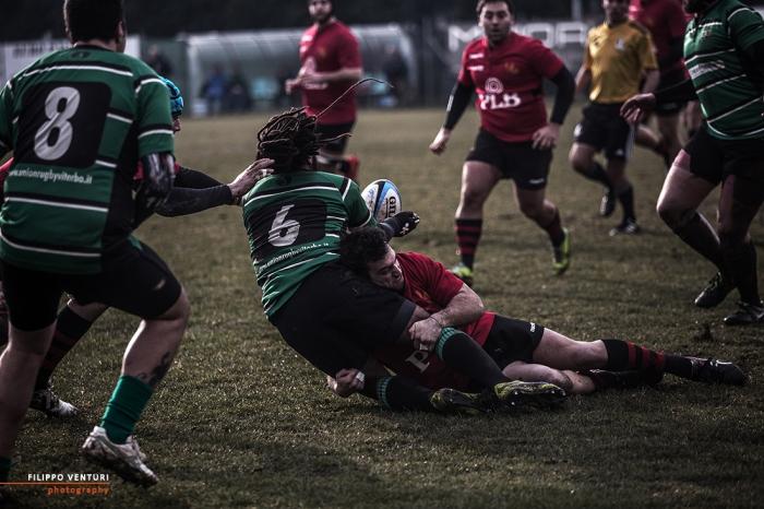 Romagna RFC – Union Rugby Viterbo, photo 4