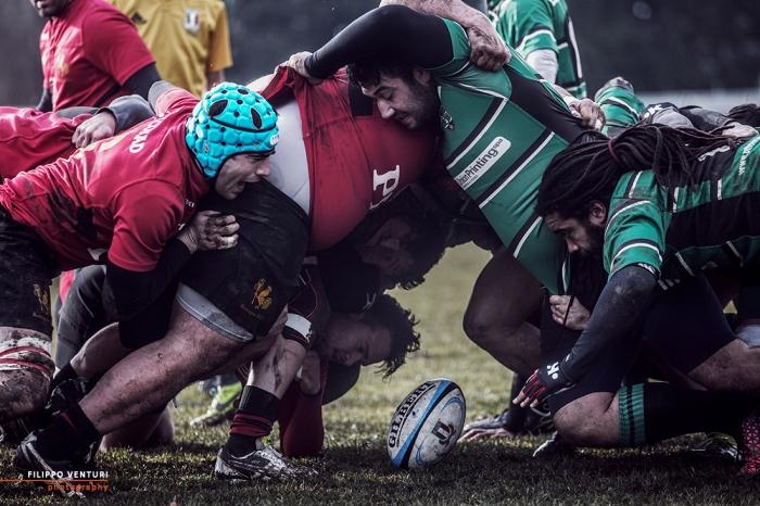 Romagna RFC – Union Rugby Viterbo, photo 5