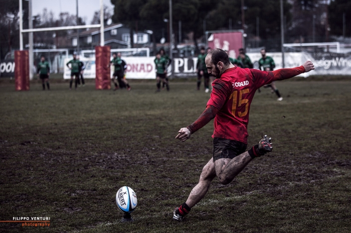 Romagna RFC – Union Rugby Viterbo, photo 10