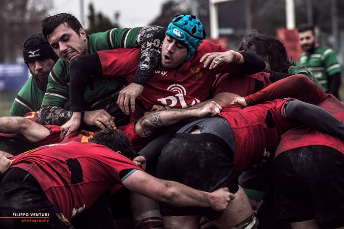 Romagna RFC – Union Rugby Viterbo, photo 11