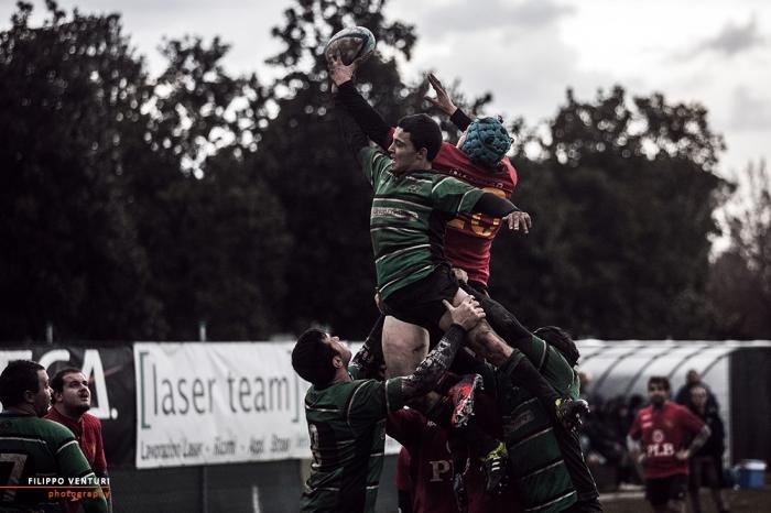 Romagna RFC – Union Rugby Viterbo, photo 14