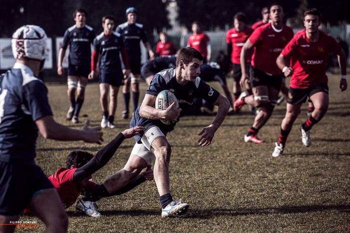 Romagna RFC - Amatori Parma Rugby - Photo 6