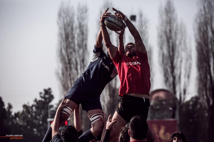 Romagna RFC - Amatori Parma Rugby - Photo 8